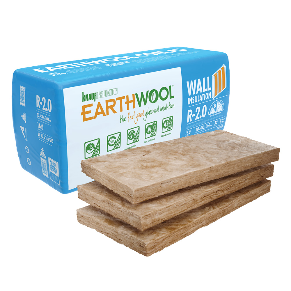 Knauf Earthwool R2.0 Batt