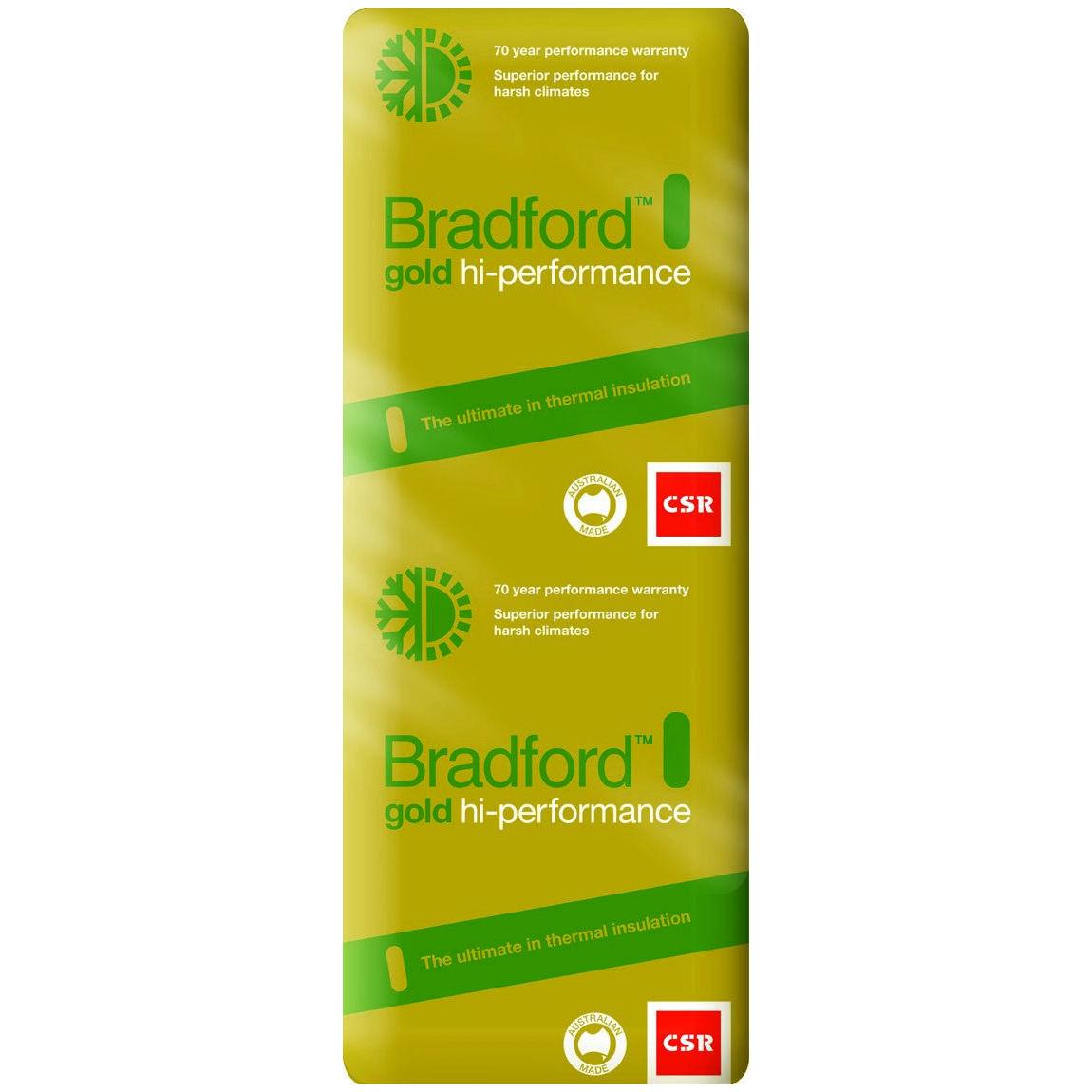 Bradford HP batt