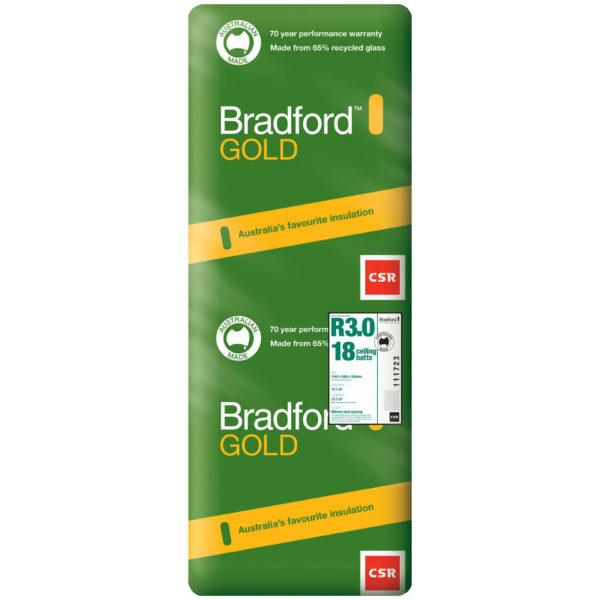 Bradford Ceiling Batt R3.0
