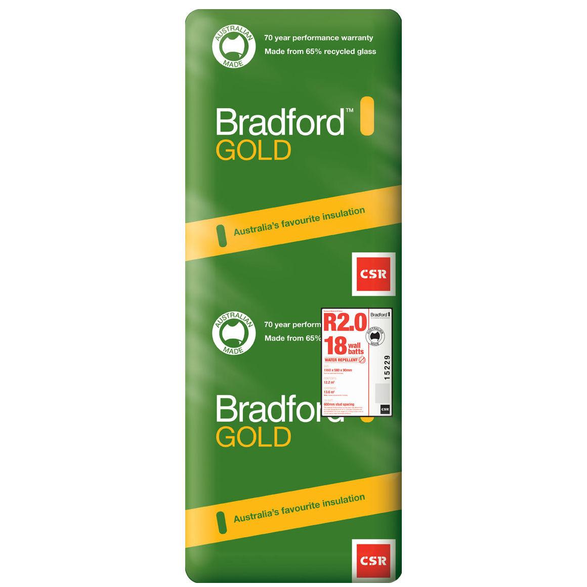 Bradford Gold R2.0 580