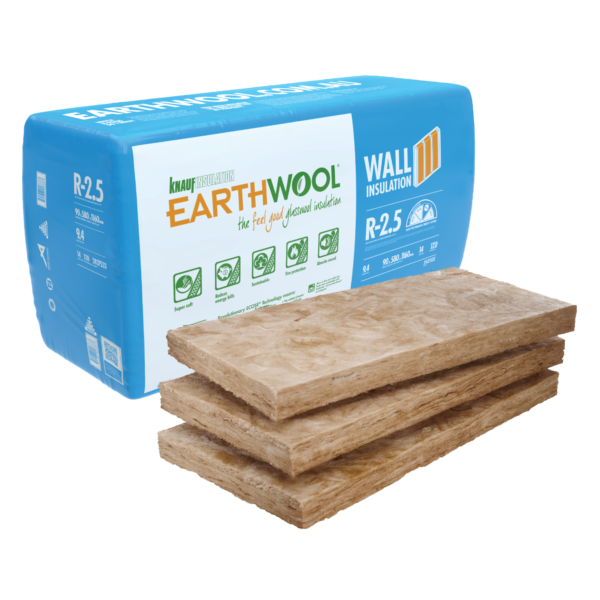 R2 5 HD 90mm 1160 X 580mm Knauf Earthwool Batts Canberra – DIO